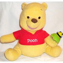Peluche Winnie Pooh Disney Oso 23 Cms Toys Froy Vv4