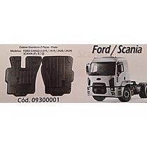 Tapete Borcol Cabine Caminhão Ford/ Scania 2 Peças