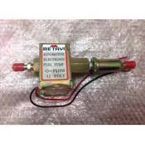 Bomba Gasolina Electrica Cuadrada Tipo Facet 4 Cil Universal