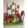 Angry Birds Adorno Para Torta, Souvenirs
