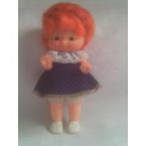 Boneca Mini Doll Tchauzinho Estrela Anos 80.