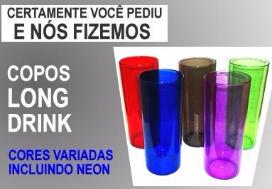 b790f16ad Copo Long Drink S  Personalizar (qualidade Premium) 100-und - R  119 ...