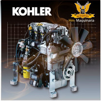 Motor Kohler De 51 Hp A Diesel 4 Cilindros Kdw2204