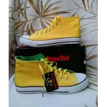 Zapatos Deportivos Tabbuche Talla 39 Amarillo Unisex