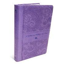 Bíblia Da Mulher Que Ora - Lilás