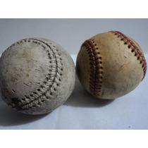 Antiguas Pelotas De Beisbol