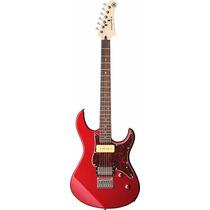 Guitarra Yamaha Pacifica Pac311h Rm Red Metallic Roja Nueva