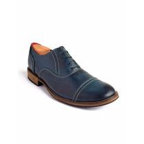Zapato Adro Hombre Oxford Quarter Semi