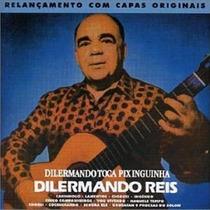 Cd Dilermando Reis - Dilermando Toca Pixinguinha