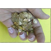 Kit 100 Medalha Nossa Senhora Das Graças/ Medalha Milagrosa