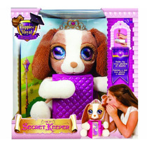 My Secret Keeper - Perrita Interactiva Original Intek