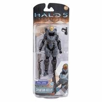 Figura Didáctica Mcfarlane Halo 5 Spartan Kelly