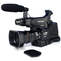 Filmadora Panasonic Ag Ac8 Full Hd Garantia Panasonic Brasil