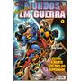 Superman Especial Mundos Em Guerra Ed Abril
