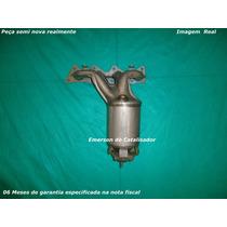 Catalisador Fox/crossfox/spacefox 1.6 E 1.0 8v2007 Em Diante