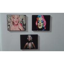 Imanes Artesanales Y Decorativos De Marilyn Monroe