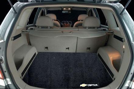 Mitsubishi Pajero Tr4 - Tapete Porta Malas Carpete - R ...