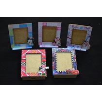 Portaretrato Souvenirs Cumple 1 Añito 15 Bautismo 12x10