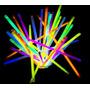 50 Manillas Neon Lluvia Cósmica Collares Fiestas Antifaces