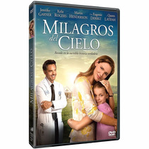 Milagros Del Cielo Miracles From Heaven Pelicula Dvd