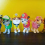 Centros Para Tortas. Personajes Infantiles. Piñateria.