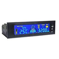 Controlador De Fan Cooler E Temperatura 3 Canais
