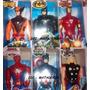 Muñeco Avenger,capitan America,iroman,thor,batman