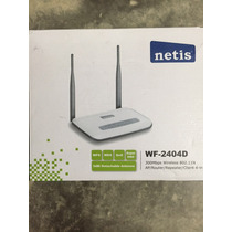 Router Netis Wf-2404d Usado