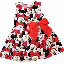 Vestido Minnie Princesa