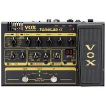 Pedaleira Vox Tonelab St   Para Guitarra