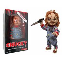 Chucky Mezco 15´´ Boneco Assassino