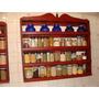 Antigua Repisa Porta Frascos Mermeladas-solo A Pedido
