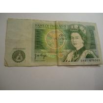 Billete De Inglaterra De1978/98