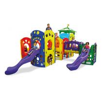 Novo Brinquedo Para Playground Modular Advanced Xalingo