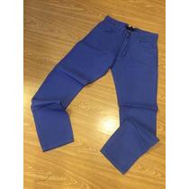 Pantalon Chupin Gabardina Vs Colores Hombre Del S Al Xl Medi