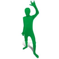 Morphsuits Niños Vestuario Original, Verde Medio
