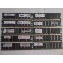 Memorias Desktop Ddr1 Pc-2100/2700 512mb Entrega Gratis Df