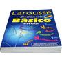 Diccionario Larousse Basico Escolar 970-22-1421-1 Pasta Azul