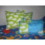 Almohadones Infantiles - Diseño - Tela Importada