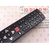 Controle Philco Smart Netflix 3d Original Led Lcd