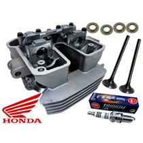 Cabeçote Original Honda Cb Xr 300 Até 2012 + Vela + Valvula