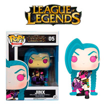 Funko Pop! Games - League Of Legends Lol - Jinx - Exclusivo