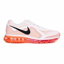 Tênis Nike Air Max 2014 Original C/ Nota Fiscal Tamanho 43