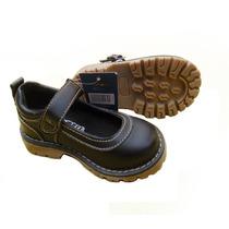 Zapatos Escolar Niña Nuevo