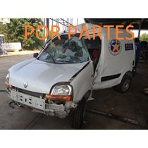 Deshueso Renault Kangoo 07 Piezas Impecables!!!