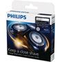 Cuchillas Cabezal Repuesto Afeitadoras Philips Rq11 Norelco