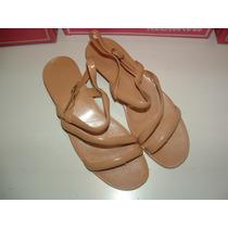 Sandalias Indiana De Plástico N° 38/39