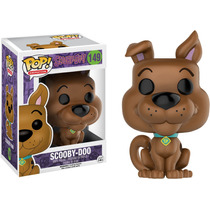 Funko Pop Scooby-doo Vinyl Figure Caricatura Scooby Nuevo