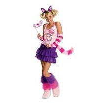 Disfraz Gato Alicia En El País De Las Maravillas Cheshire