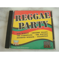 Cd Reggae Party 1996 Coletânea Reggae